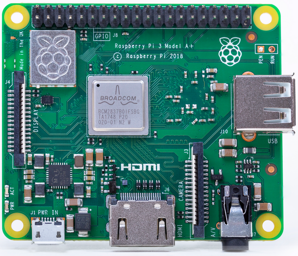 Raspberry Pi 3 Model A+ Gadget! — nerves_system_rpi3a v1 8 2